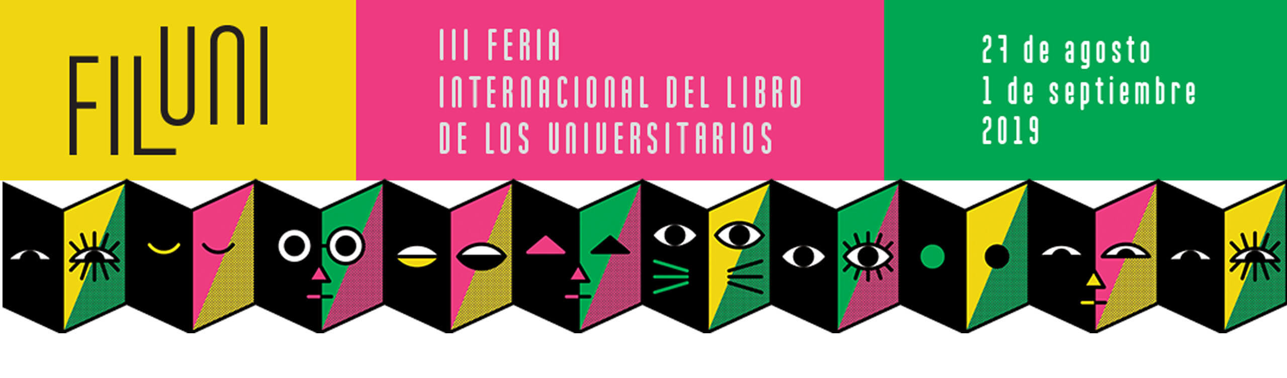 Editorial Universitaria será parte de la FILUNI 2019