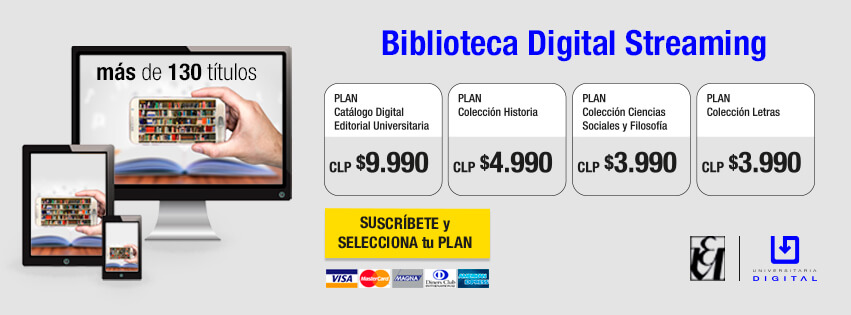 Biblioteca Digital Streaming Editorial Universitaria