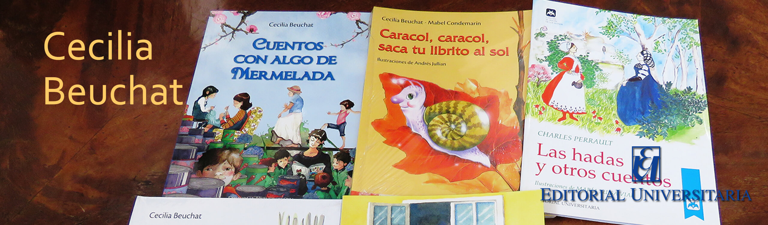 cecilia beuchat Editorial Universitaria