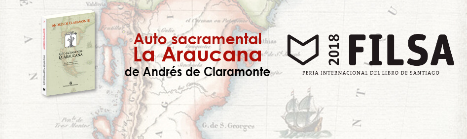 Auto sacramental La Araucana Editorial Universitaria