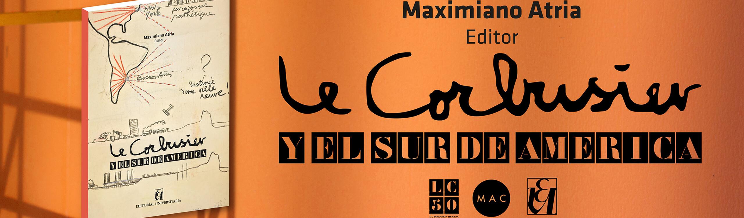 Le Corbusier Editorial Universitaria