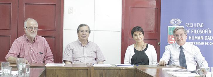 Fac. Filosofía y Humanidades Editorial Universitaria