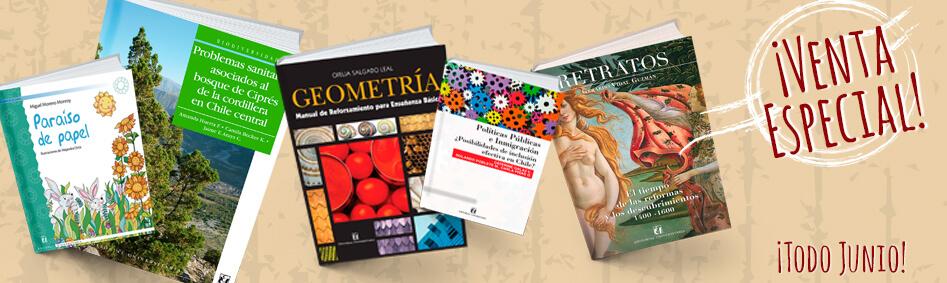 Editorial Universitaria Venta espeial Junio