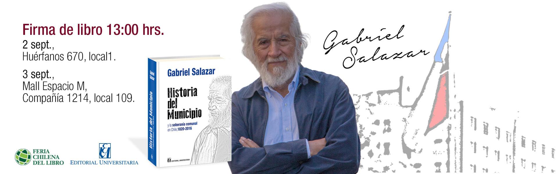 Gabriel Salazar Historia del Municipio